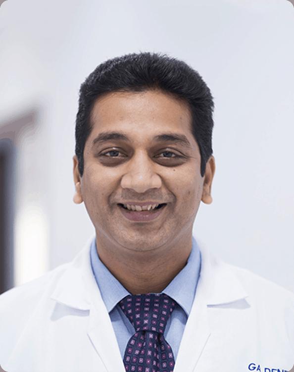 Dr.K. Kiran Kumar<br> MDS, Implantologist