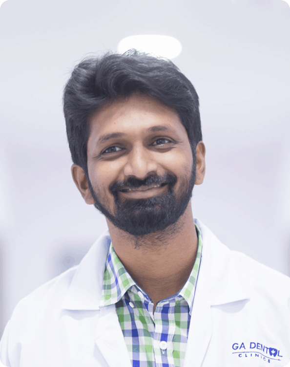 Dr. Siva<br> MDS, Orthodontist